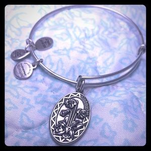 Alex and Ani - Godmother bangle bracelet